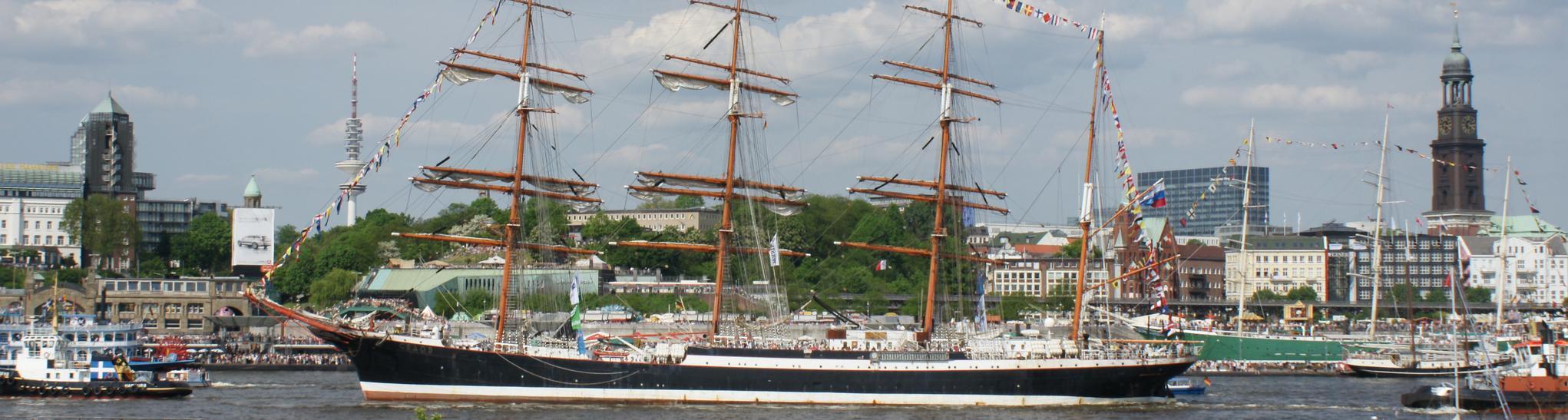 Hamburg und Umgebung – Das Tor zur Welt