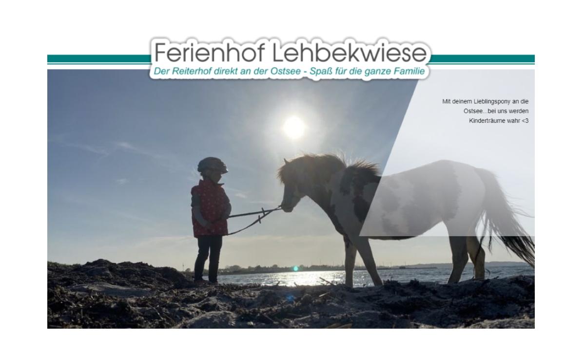 Ferienhof Lehbekwiese