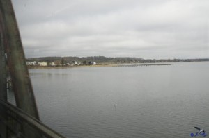 Brücke in Lindaunis