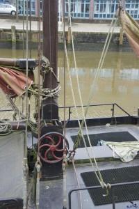 Plattbodenschiff