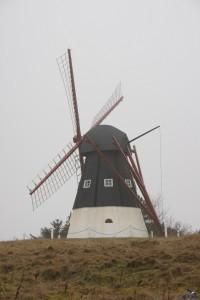 Windmühle und 41 Einwohner