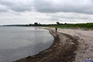 Allein mit sich und der See