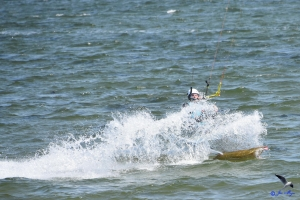 Kitesurfen in Maasholm