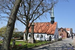 Kleine Kirche in Maasholm