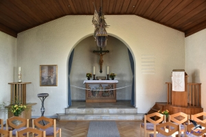Kirche in Maasholm