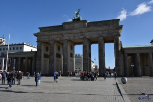 berlin brandenburger tor platz