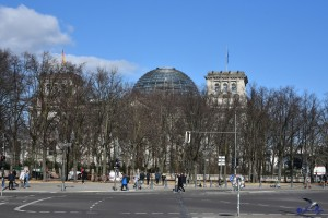 berlin reichstag kuppel
