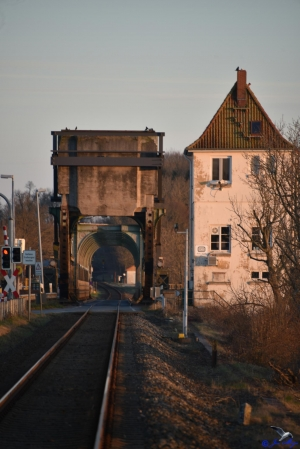 Klappbrücke Lindainis