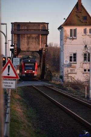 Eisenbahnbrücke Lindaunis