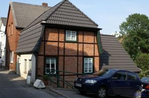 Altes Haus in Finkenwerder